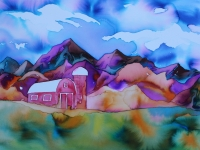 barn-in-the-mountains-24x36